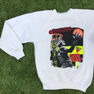 vintage Chicago bulls Michael jordan sweatshirt